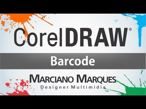 Tutorial Barcode - CorelDraw