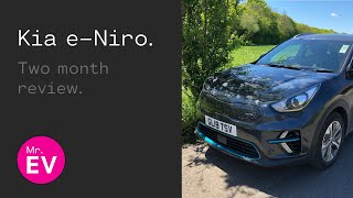 My second impressions: Kia e-Niro after two months.