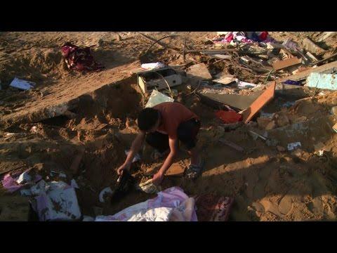 Israeli strike kills 2 Palestinians in Gaza as unrest spirals