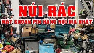 Chợ Trời Hàng Bãi Nhật tại Tphcm Du Lịch Sài Gòn Việt Nam