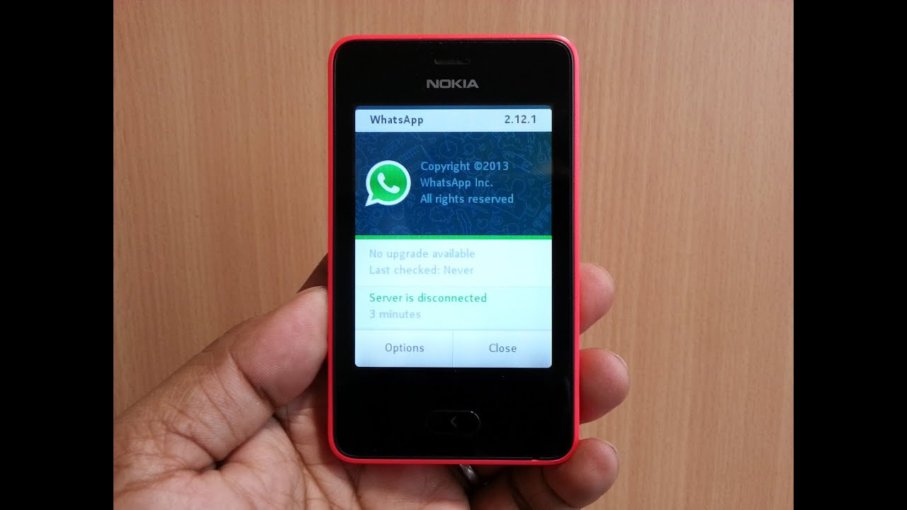 Official Real WhatsApp Review on Nokia Asha 501: Download, How-to Set