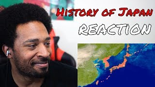 HISTORY of JAPAN REACTION - DaVinci REACTS