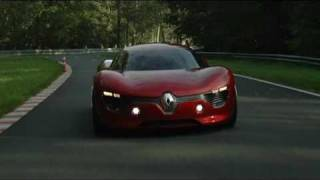 Renault DeZir concept car – Video 2