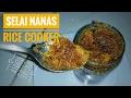 Resep Membuat Selai Nanas Rice Cooker (selai nanas magic com)