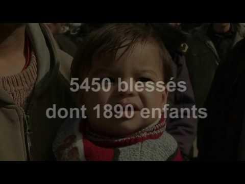 Gaza sous les bombes, www.tvprocam.fr