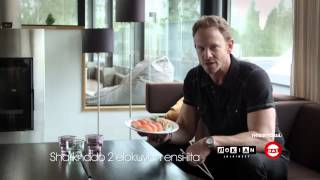 Sharknado Star Ian Ziering is ready for payback time