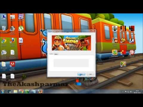 How to play subway surfers PC with keyboard / arrow keys [2015]