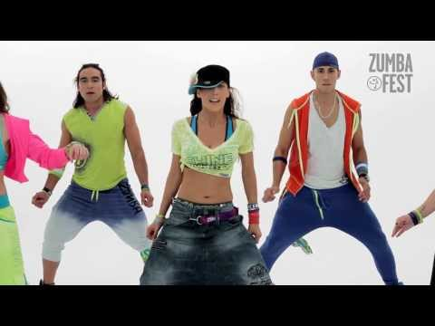 Video Promocion Zumba Fest 2013 Chile video