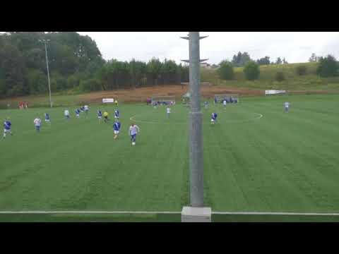 Sestřih branek U16 FCB - Frýdek-Místek