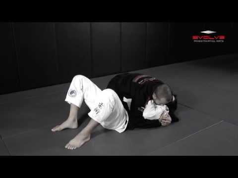 SURPRISE BJJ Armbar from Side Control | Evolve University Image 1
