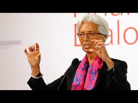 Brexit : Christine Lagarde encourage les Britanniques à rester - economy