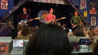 Wallows Pictures Of Girls Live At Amoeba Music Hollywood