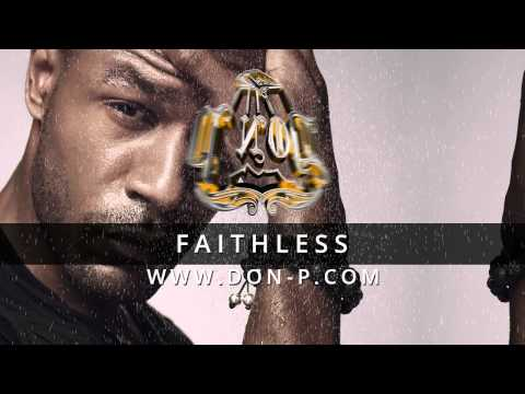 DON P - Faithless instrumental (Rap hiphop beat, bass, r&b, rnb nice melody,