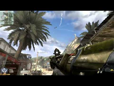 Call oF Duty Modern Warfare 2 - Трейлер [Multiplayer AC130]