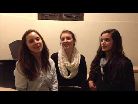 Conversation with Members of The Willows Academy Chamber Choir