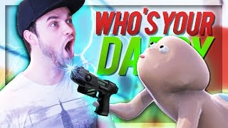 BABY SHOOTS DAD!!! - (Who