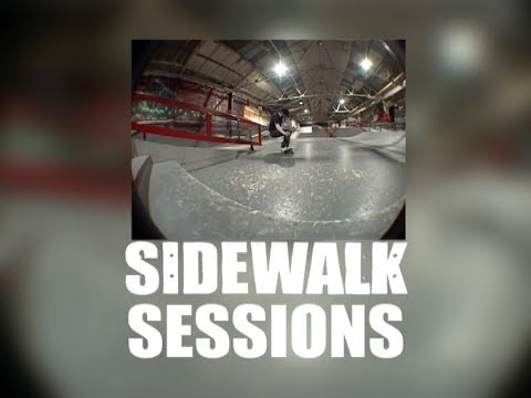 Sidewalk Sessions - Ramp 1, Warrington with Andy Evans and co