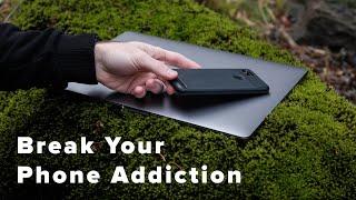 Break Your Phone Addiction: Digital Minimalism 04