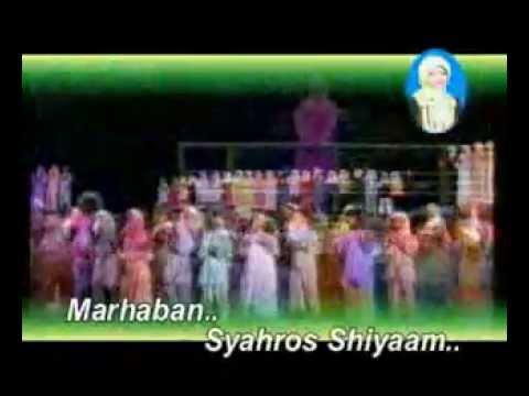 Cahaya Rasul Mayada - Marhaban Raramadlan video