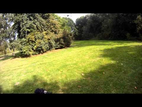 Basic Quadcopter Tutorial - Chapter 5 - Maiden Flight