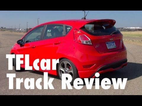 2014 Ford Fiesta ST 0-60 MPH & Track Review: Fast, Fun & even Frugal klip izle