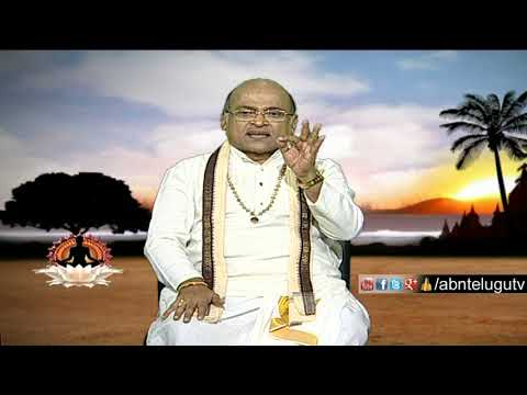 Garikapati Narasimha Rao About Goddess and Mantra Japam | Nava jeevana Vedam