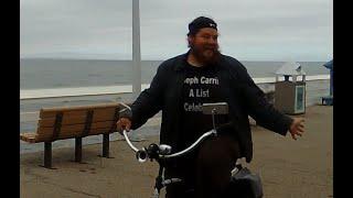 Joseph Carrillo Black Beach Cruiser Music Video
