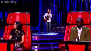 """Голос"" в Англии Voice UK 2013   Ragsy -"