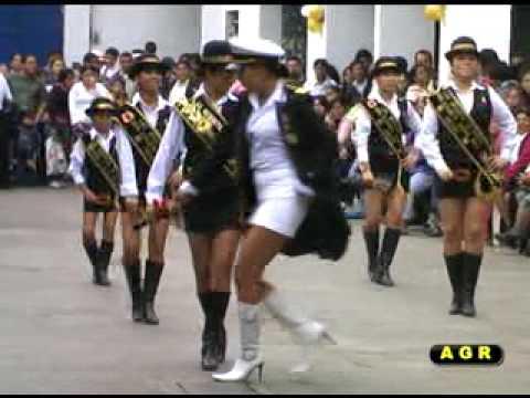 LAS NEGRITAS DE MUSGA (ANCASH -PERÚ) PARTICIPANDO EN UN CONCURSO - LIMA 2009