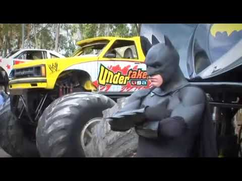 Monster Trucks Reklamní – Tour of Destruction