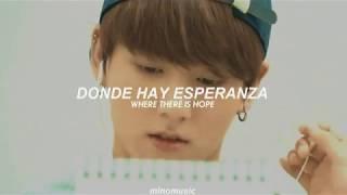 Sea (바다) - BTS (Sub. Español // Eng Lyrics) [BTS / FMV]