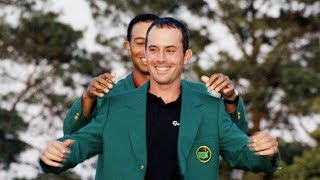 2003 Masters Tournament Final Round Broadcast