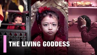 Not all girls can become a goddess | NEPAL (Travel video)