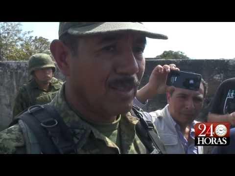 Autodefensas expulsan al Ejército en Buenavista Michoacán