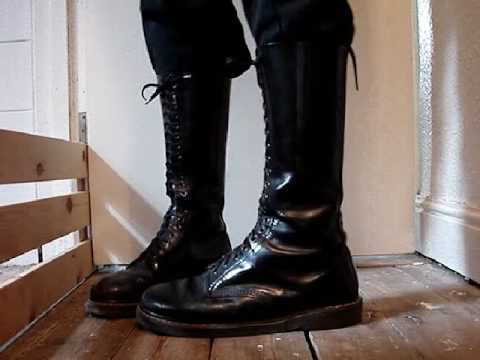 20 Eyelet Doc Martens Youtube