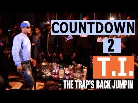 "T.I. ""Countdown To Trouble Man"" Episode 2 (The Traps Back Jumpin)"