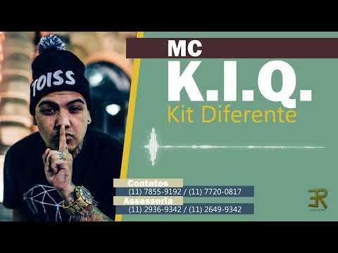 MC K.I.Q - Kit Diferente - Música Nova 2014 (Áudio Oficial) Lançamento 2014