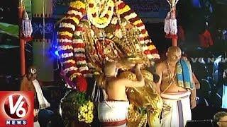 3rd Day Of Padmavathi Goddess Brahmotsavam In Tiruchanur | Tirupati