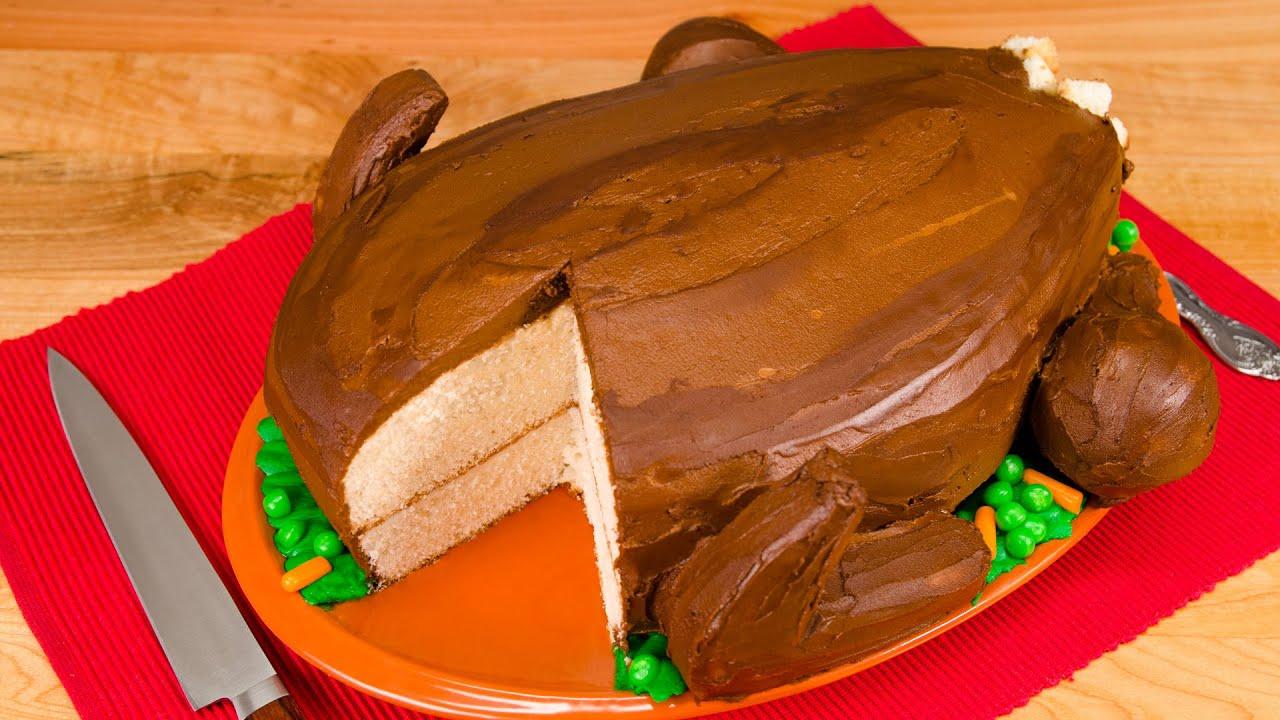 Turkey Cake Ideas