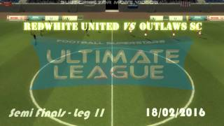 Ultimate League S1 SF: RWU vs Outlaws