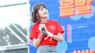 [4K] 180526 볼빨간사춘기 '썸 탈꺼야' 직캠 Bol4 fancam 'Some' (FIND DAY FEST) by Jinoo