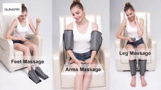 Top 5 Best Air Compression Leg Massagers