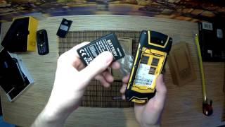 Обзор защищенного смартфона Land Rover N2 PTT для catphone.ru