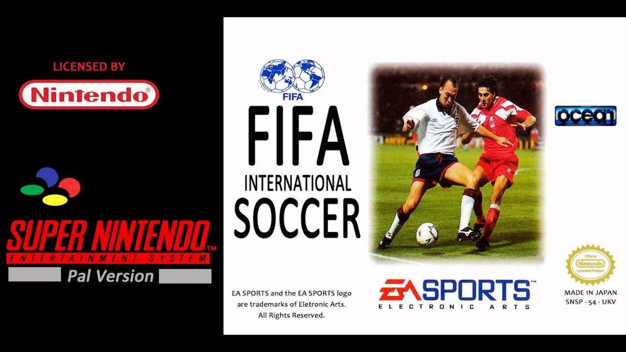 Fifa international soccer 94 sega