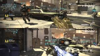 call of duty ghost multiplayer gameplay The Vet & The n00b