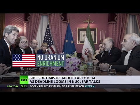 Iran nuclear deal progress: Sudden thaw in decade-long atomic standoff