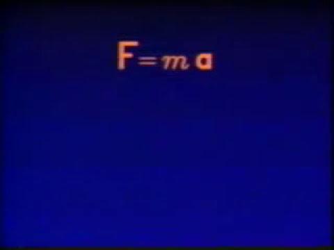 Física - Video 33 - Fuerza igual masa por aceleración.