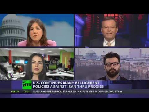 CrossTalk on Iran: Neocon revenge?