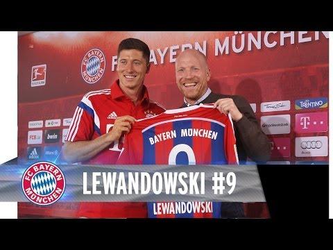 Robert Lewandowski beim FC Bayern