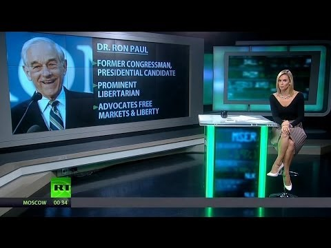 [121] Ron Paul on US Govt Overreach